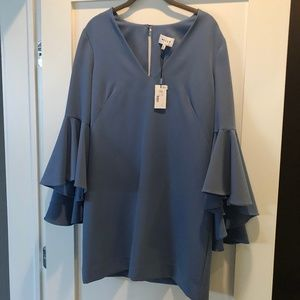 Milly Bell Sleeved Dress - Brand New with Tags